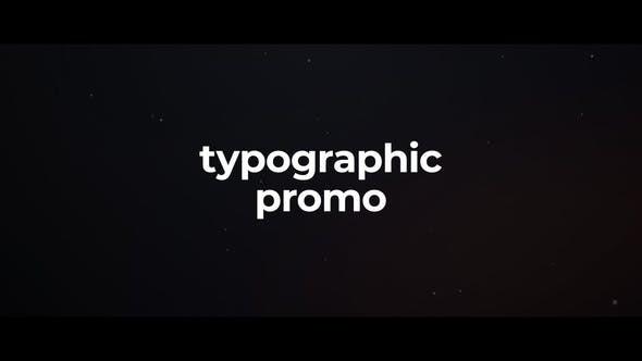 Videohive Stomp Typography 22501687