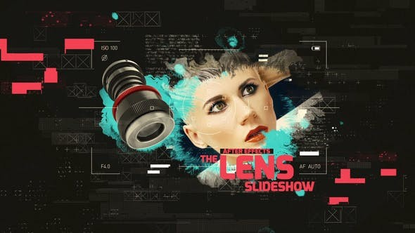 Videohive The Lens Slideshow 22793179