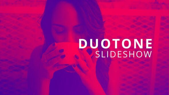 Videohive Duotone Opener 19299178 - After Effects Project