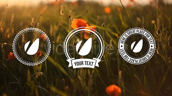 Videohive Light Vintage // Lower Thirds Pack 4288189 - After Effects Project