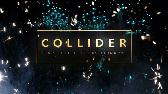 RocketStock - Collider: 150+ Particle Effects for Film and Video Projects