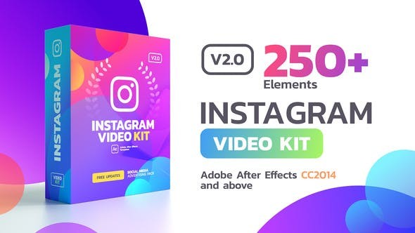 Videohive Instagram Stories  - After Effects Project