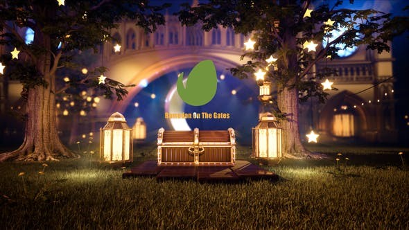 Videohive Ramadan On The Gates - After Effects Project