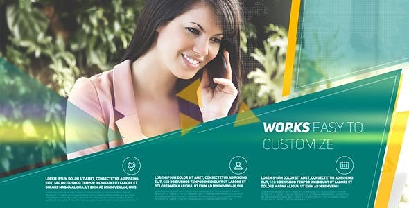Videohive Corporate Presentation - After Effects Template