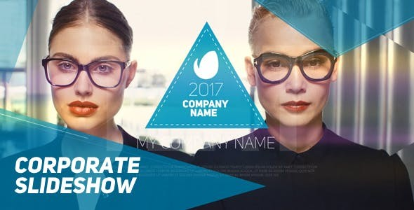Videohive Corporate Slideshow - After Effects Template