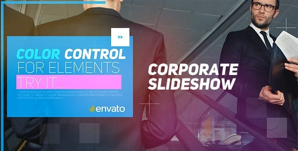 Videohive Minimal Promo Corporate - After Effects Template