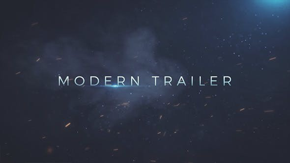 Videohive  Trailer Titles - After Effects Template