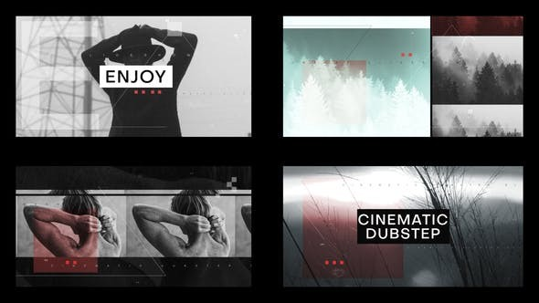 Videohive Cinematic Opener - After Effects Template