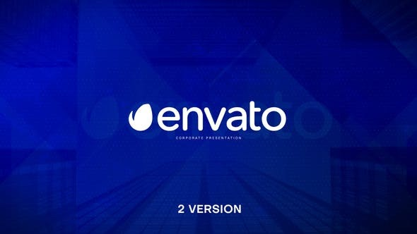 Videohive  Minimal Presentation 23669155 - After Effects Template