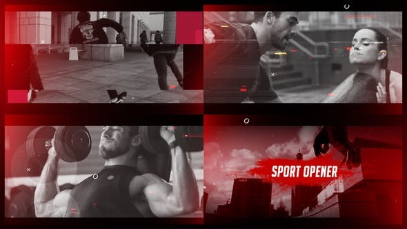 Videohive Sport Opener 22018574 - After Effects Template