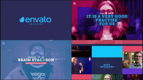Videohive Event Promo 20695106 - After Effects Template