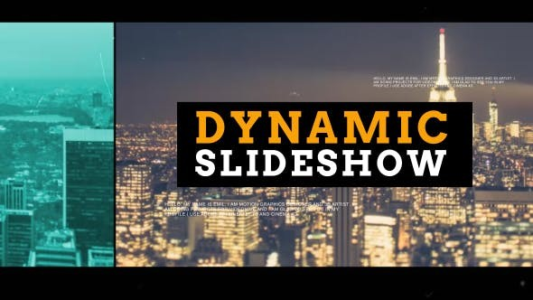 Videohive Urban Dynamic Opener - After Effects Template