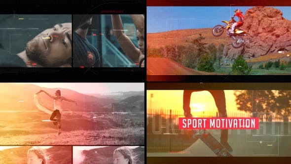 Videohive Sport Motivation - After Effects Template
