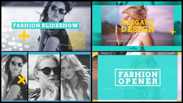 Videohive  Fashion Opener - After Effects Template