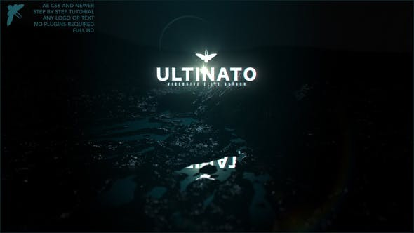 Videohive  Logo In The Dark - After Effects Template