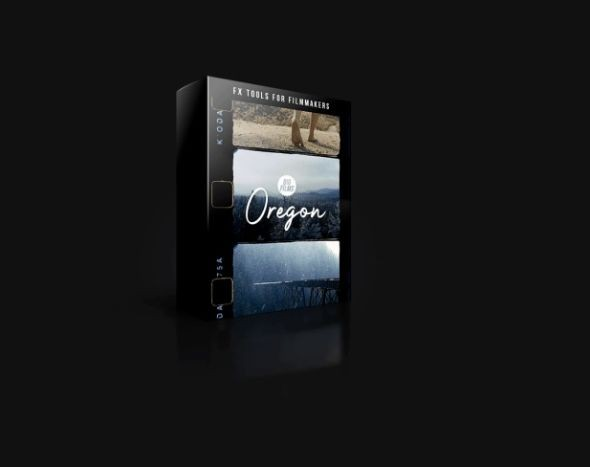 BigFilms OREGON - Film Pack
