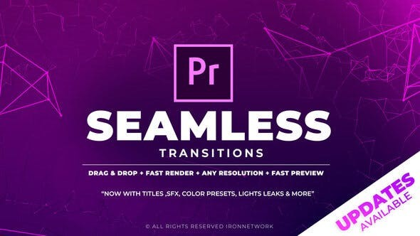 Videohive 700+ Pack: Transitions, Light Leaks, Color Presets, Sound FX 23231139 V2.0 -  Premiere Pro Templates