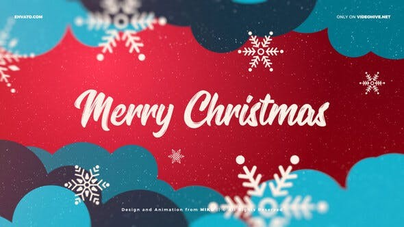 Videohive Christmas Opener 29663476 - After Effects Project Files