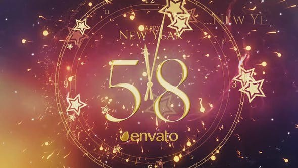 Videohive New Year Countdown 2021 29699071 - After Effects Project Files
