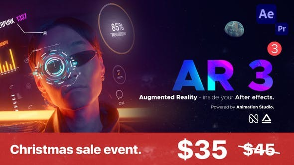 Videohive AR Tools V2 27596414 - After Effects Project Files