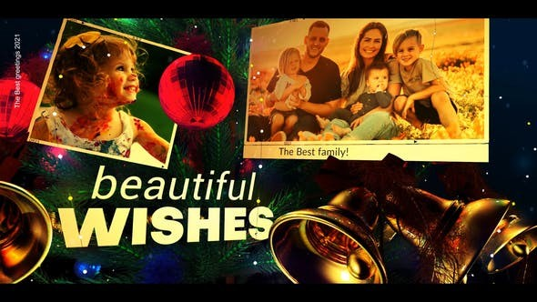 Videohive Merry Christmas and happy New year 29829092  - After Effects Project Files