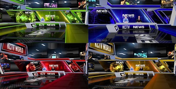 Videohive Studio 360 20470429 - After Effects Project Files