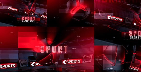 Videohive Sport_Football 21106820 - After Effects Project Files