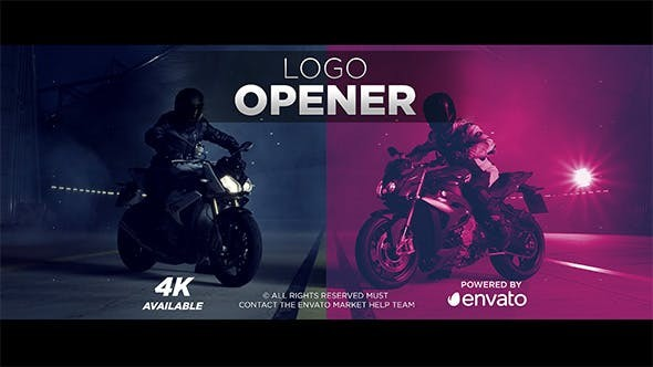 Videohive Fast Logo Opener 20752766 - After Effects Project Files