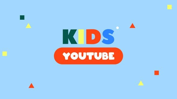 Videohive  Kid's YouTube Vlog  29531559 - After Effects Project Files