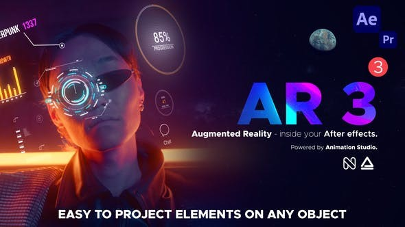 Videohive AR Tools V3 27596414 (with Crack) - After Effects Project Files