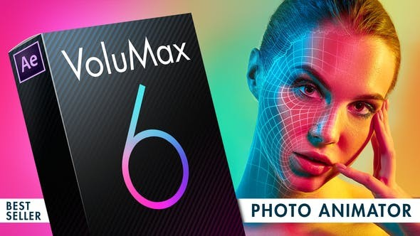 Videohive VoluMax 3D Photo Animator 13646883 V.6