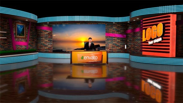Videohive 3D Virtual Studio 13318109 - After Effects Project Files