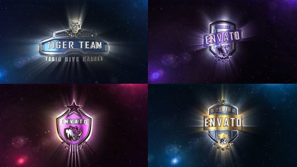 Videohive Royal logos 22932338 - After Effects Project Files