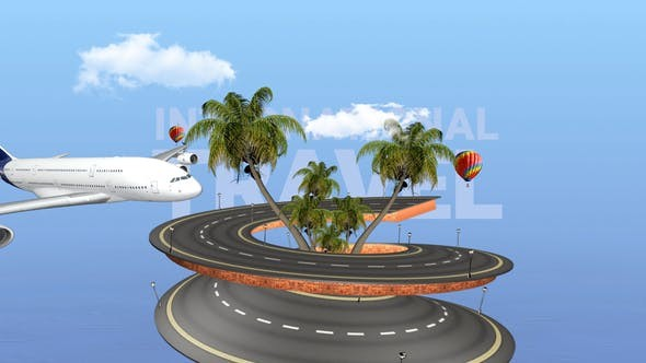 Videohive Island Travel 30508479 - After Effects Project Files