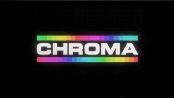 Ezra Cohen – Chroma 4K - Motion Graphics Elements