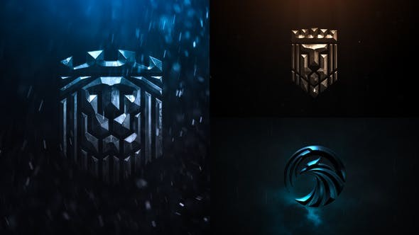 Videohive Cinematic Logo Reveal 31124082 - After Effects Project Files