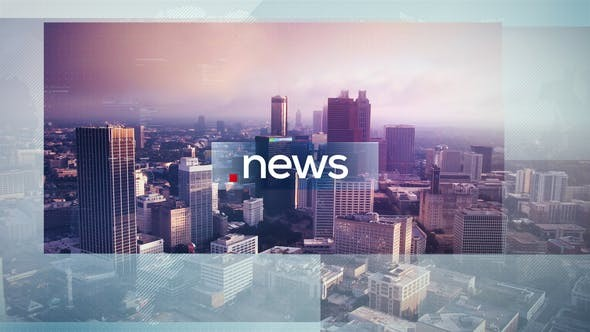Videohive News Broadcast Pack 30746432 - After Effects Project Files