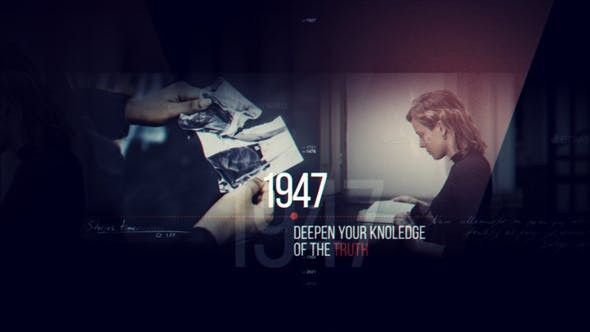 Videohive Conceptual Timeline 30959992 - After Effects Project Files