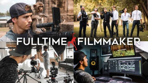 Full Time Filmmaker Tutorials Bundle (2021 Update)