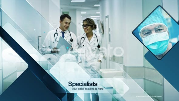 Videohive Medical Concept 31222039 - After Effects Project File