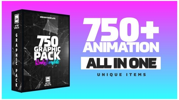 Videohive Graphic Pack | GFX 29806634 - After Effects Project Files