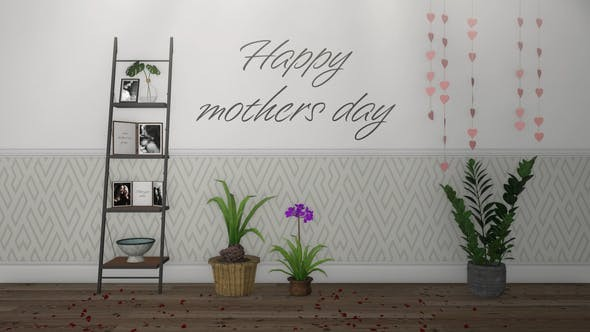 Videohive Happy Mothers Day 31884584 - After Effects Project Files