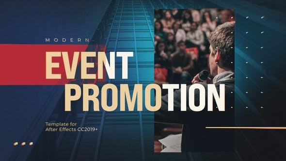 Videohive Modern Event Typography Promotion 31884327 - After Effects Project Files