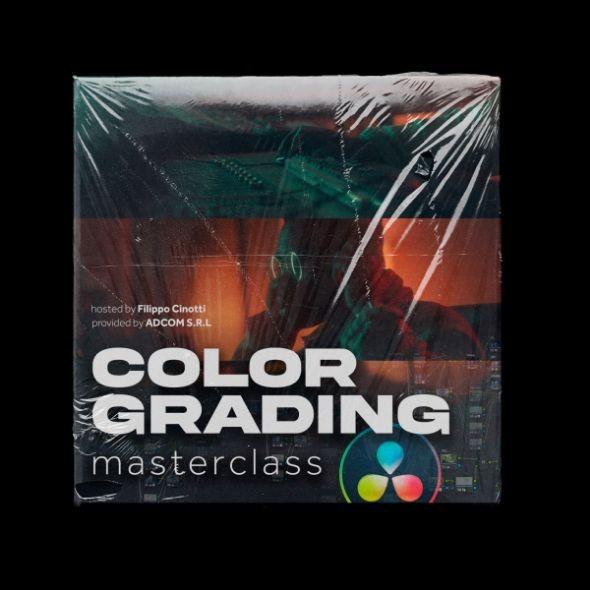 Color Grading Master Class Course – Filippo Cinotti