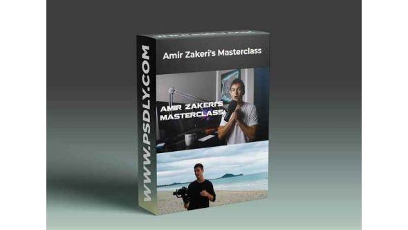 Amir Zakeri's Masterclass [Full Course] - Free Download