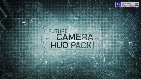 Videohive - Future Camera HUD Elements - 7127638 - After Effect Project Files