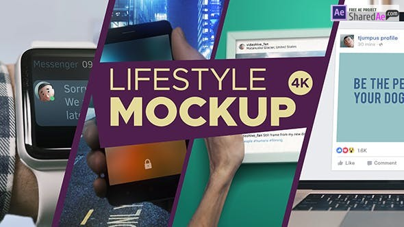 Videohive - Lifestyle MockUp 10-Pack - 19514972 - After Effect Project Files