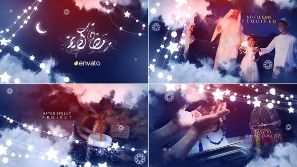 Ramadan Opener 25861152 - After Effects Project Files