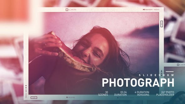 Photo Slideshow 31348618 - After Effects Project Files