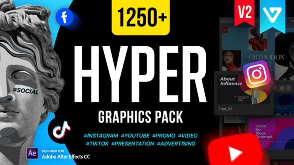 Graphics Pack V2.1 24835354 - After Effects Project Files
